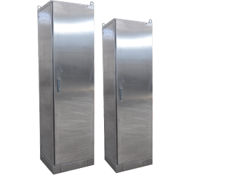 Floor Standing Type Stainless Steel Enclosures