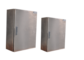 Wall Mounted Stainless Steel Enclosures