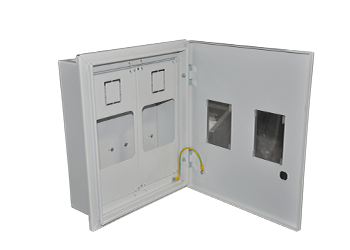RST.301 Outdoor Type Single-Phase Metter Enclosures